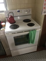 whirlpool electric stove in Okinawa, Japan