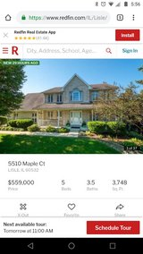 house for sale in Westmont, Illinois