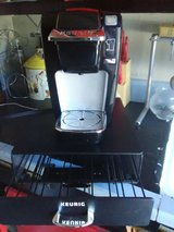 Keurig with tray have no use for it pick up only in 29 Palms, California