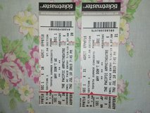 2 tickets EBON  in concert the Toyota summer concert why don't we EBON in Vista, California