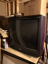 """36"""" tv with remote control in Joliet, Illinois"""