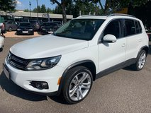 2016 VW Tiguan 2.0T SEL 4Motion (AWD) in Spangdahlem, Germany