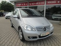2010 Mercedes A180 Diesel Stick shift in Spangdahlem, Germany