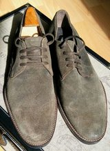New Gordon Rush Suede shoes olive  Size:8 in Ramstein, Germany