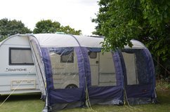 Awning Pyramid Majestic 3.660 metre long X 2.140 high X 2.140 deep (12' X 7' X 7') in Lakenheath, UK