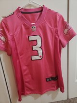 pink Seahawk jersey, very cute and unique in Fort Lewis, Washington