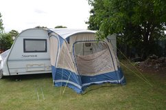 Porch awning Outdoor Revolution evolution 300 2.750 X 2.140 (9' X 7') in Lakenheath, UK