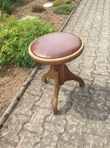 piano stool 1930 in Ramstein, Germany