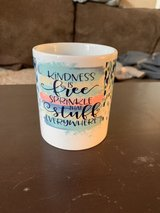 Kindness is Free mug in Byron, Georgia