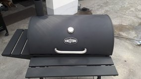 Kingsford charcoal grill with utensils in Ramstein, Germany