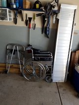 Wheel chair, Walker,and ramps in St. Charles, Illinois