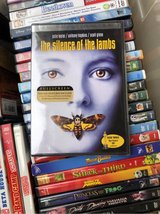 the silence of the lambs on DVD in Algonquin, Illinois
