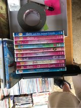 Barbie movies on DVD in Algonquin, Illinois
