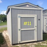 8x12 Storage Building Shed REDUCED!! in Moody AFB, Georgia