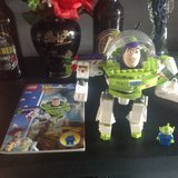 Buzz Lightyear Lego in Ramstein, Germany