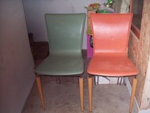 4 different-Dining chairs-reduced in Ramstein, Germany