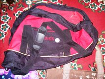 New Red & Black Large Carrying Bag in Alamogordo, New Mexico