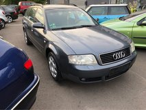 Audi A6 Station wagon Automatic- brand new inspection in Grafenwoehr, GE