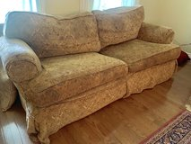 """Seville Couch from """"Quatrine Furniture"""" in Houston, with removable cover in Kingwood, Texas"""