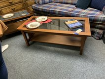Mission Coffee Table in Naperville, Illinois