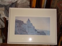 santorini greece prints in Alamogordo, New Mexico