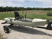 2015 Hobie Pro Angler 12 in Fort Knox, Kentucky