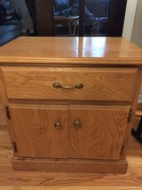 Sold wood night stand in Westmont, Illinois