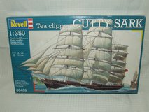 Revell Cutty Sark Tea Clipper Sailing Ship 1:350 Scale Model Kit # 05409 NEW in Westmont, Illinois