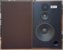 "JBL R123 12""INCHES 3 WAY SPEAKERS 1982 VERY GOOD CONDITION in Ramstein, Germany"