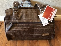 CLEARANCE***BRAND NEW***Ladies Brown Koltov Handbag*** in Kingwood, Texas