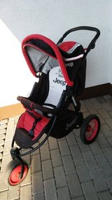 Jeep Stroller in Ramstein, Germany