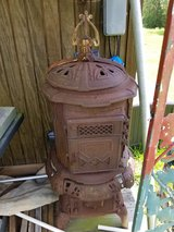 Antique Parlor Stove in Leesville, Louisiana
