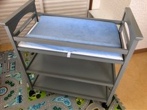 Graco Baby Changing Table with Cushion in Okinawa, Japan