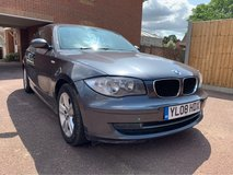 Bmw 118d 2l diesel 2008 manual 143bhp MOT till July 2020 in Lakenheath, UK