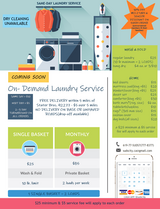 LAUNDRY SERVICES in 29 Palms, California