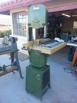 """Central Machinery 14"""" Wood Bandsaw (Model 32208) in 29 Palms, California"""