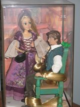 Disney Rapunzel and Flynn doll set in Westmont, Illinois