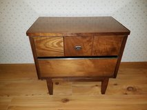Mid-Century Modern 2-Drawer Cabinet in Naperville, Illinois