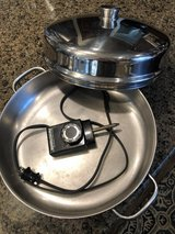 Electric skillet in Westmont, Illinois