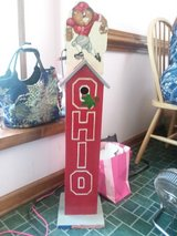 OHIO BIRD HOUSE (comes with 7 seasonal Decors) in Camp Lejeune, North Carolina