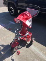 used Radio Flyer 4-in-1 Stroll 'n Trike in Travis AFB, California