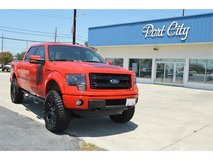 2013 FORD F150 SUPERCREW FX4 in Cherry Point, North Carolina