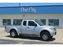 2015 Nissan Frontier King Cab SV 4x4 in Cherry Point, North Carolina
