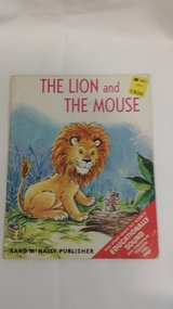 The Lion and the Mouse - Elf Book - in St. Charles, Illinois