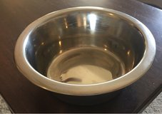 Metal Pet Bowl in Oswego, Illinois