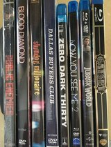DVD's and Blu-Ray Movies in Bolingbrook, Illinois