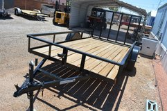6' x 12' Holes Utility Trailer in Alamogordo, New Mexico