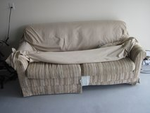 Couch with Fold-out Sleeper in Eglin AFB, Florida