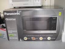 Panasonic 1.6 Cu Ft Microwave in Eglin AFB, Florida