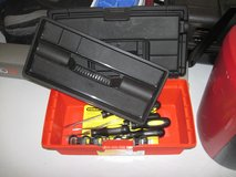 Stanley Toolbox with Screwdriver Set in Eglin AFB, Florida